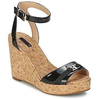 SuperTrash ST LOGO WEDGE sandaalit