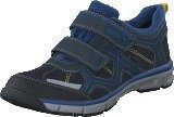 Superfit Lumis Velcro Gore-Tex Blue