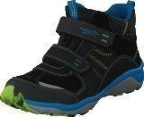 Superfit Sport5 Mid Gore-Tex Black/Blue/Green