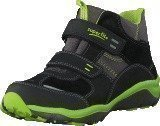 Superfit Sport5 Mid Gore-Tex Black/Yellow