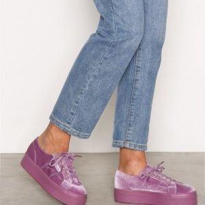 Superga 2790 Velvet Tennarit Violet