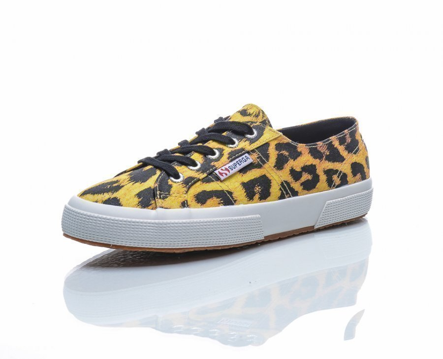Superga Animal Kangastennarit Leopardi / Värikäs