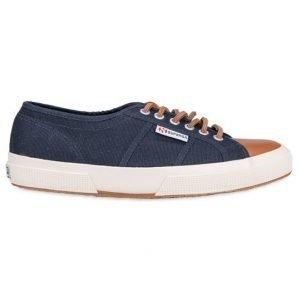Superga Sandqvist Sneaker 902 Navy/Brown