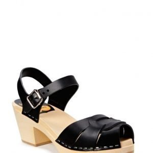 Swedish Hasbeens Peep Toe High