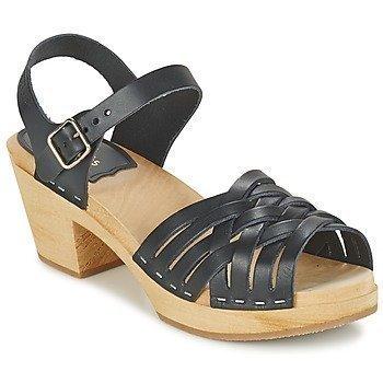 Swedish hasbeens BRAIDED HIGH sandaalit