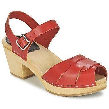 Swedish hasbeens PEEP TOE HIGH sandaalit