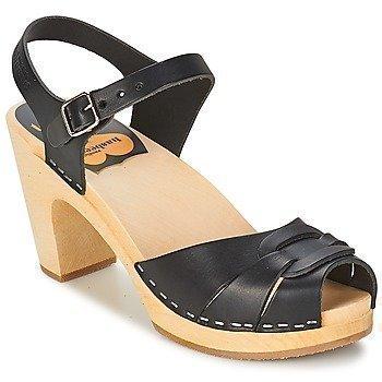 Swedish hasbeens PEEP TOE SUPER HIGH sandaalit