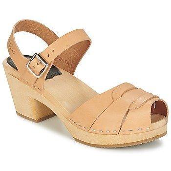 Swedish hasbeens PEEP TOE sandaalit