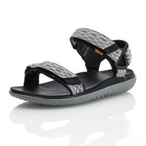 Teva Terra Float Universal Sandaalit Harmaa / Musta