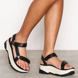 Teva Zamora Universal Sandaalit Musta