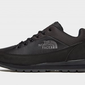 The North Face Back-To-Berkeley Mesh Low Miehet  Musta