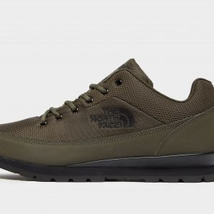 The North Face Back-To-Berkeley Mesh Low Vihreä