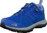 The North Face W Litewave Gtx Vibrant Blue/Lavendula Purple