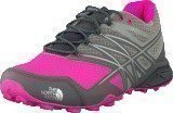 The North Face W Ulta Mt Griffin Grey/Glo Pink