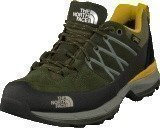The North Face Wreck GTX Green Grey
