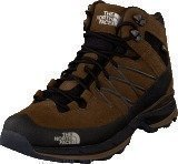 The North Face Wreck Mid GTX Brown