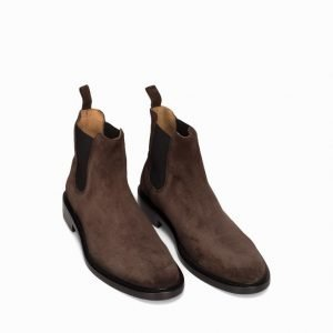 Tiger of Sweden Harald 35 Chelsea-saappaat Dark Brown