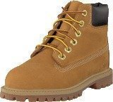 Timberland 12809 6 IN Premium Wheat Nubuck