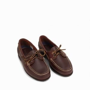 Timberland 2I Boat Rootbeer SM Brown Loaferit Brown