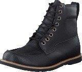 Timberland 5064A Ek Rugged Moc Toe Boot Black