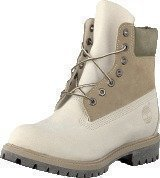 Timberland 6 In Prem Bt C9655B White