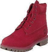 Timberland 6 In Premium Boot CA1149 Red