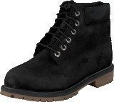 Timberland 6 In Premium Wp Boot CA11AV Black