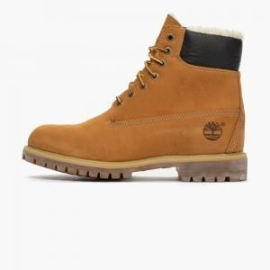 Timberland 6 Inch Fur Lined Boot