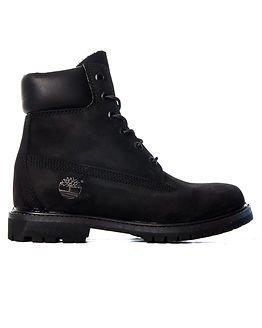 Timberland 6 Inch Premium Black Boot
