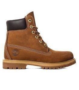 Timberland 6 Inch Premium Rustic Brown Boot