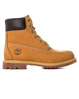 Timberland 6 Inch Premium Yellow Boot