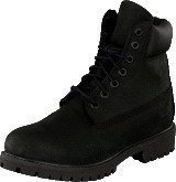 Timberland 6 in Premium Black