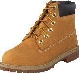 Timberland 6IN Premium Wheat Nubuck