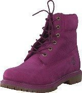 Timberland 6in Premium Boot W MAGENTA PURPLE