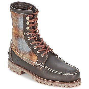 Timberland AUTHENTICS 8 IN RUGGED HANDSEWN F/L BOOT bootsit