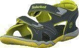 Timberland Adventure Seeker 2 Strap Jr Dark Grey/Green