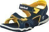 Timberland Adventure Seeker 2 Strap Jr Navy/Yellow