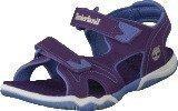 Timberland Adventure Seeker 2 Strap Jr Purple/Periwinkle