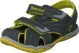 Timberland Adventure Seeker CT Sandl Kids Dark Grey/Green
