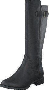 Timberland Banfield Medium Shaft Boot Black Full-Grain