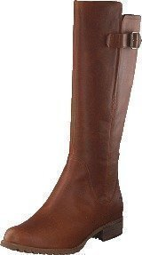 Timberland Banfield Medium Shaft Boot Medium Brown Full-Grain
