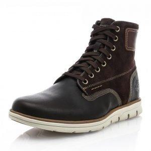 Timberland Bradstreet Leather Boot Nahkakengät Ruskea