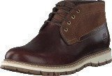 Timberland Britton Hill Chukka Medium Brown Full-Grain