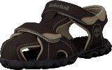 Timberland C7887R Splashtown Sandal FTK Brown