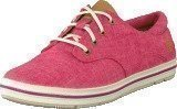 Timberland Casco Bay Oxford Red/Rubber Rand