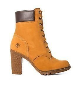 Timberland Glancy 6 Inch Boot Wheat