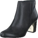 Tommy Hilfiger GH LEATHER BOOTIE 1 990990  Black