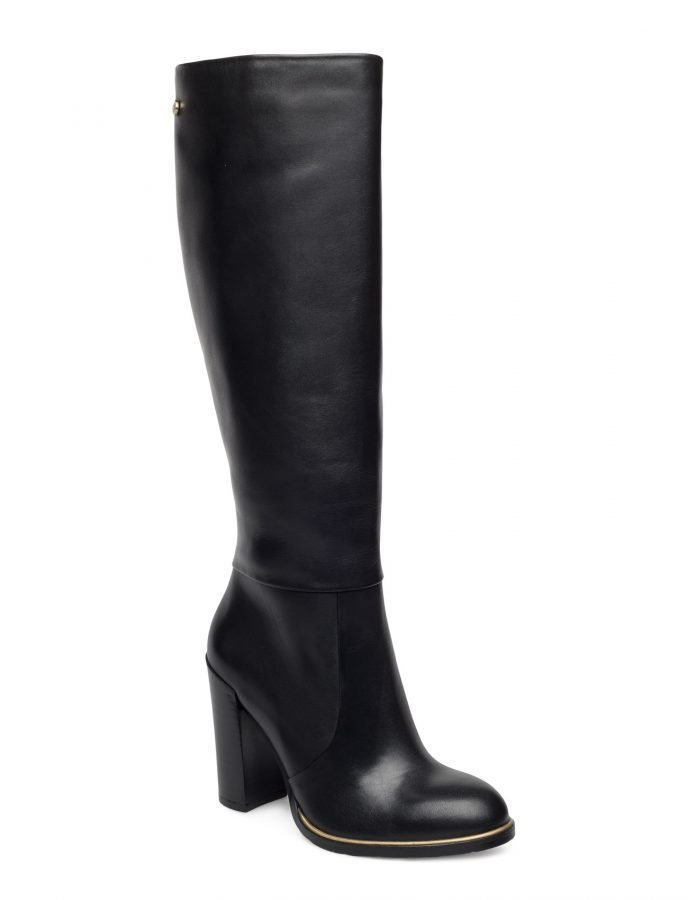 Tommy Hilfiger Gh High Leather Boot 3a