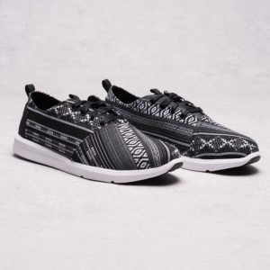 Toms Del Rey Sneaker Black / White