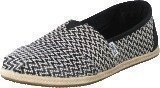 Toms Seasonal Classics Black Wowed